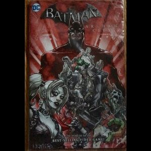 Arkham City Comic